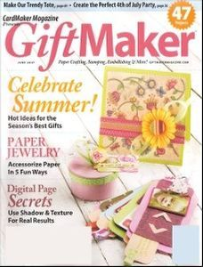 GiftMaker Magazine Subscription
