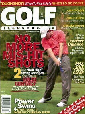 Golf Illustrated Magazine Subscription