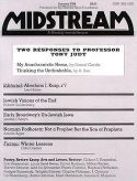 Midstream Magazine Subscription