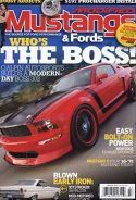 Modified Mustang and Fords Magazine Subscription