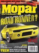 Mopar Enthusiast Magazine Subscription