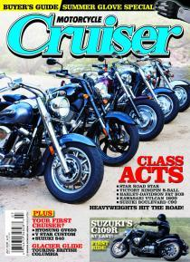 Motorcycle Cruiser Magazine Subscription