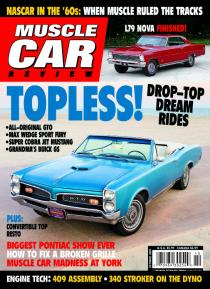 Muscle Car Review Magazine Best Subscription Deal On Internet For