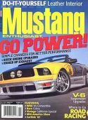 Mustang Enthusiast Magazine Subscription