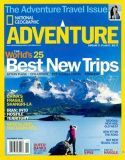 National Geographic Adventure Magazine Subscription