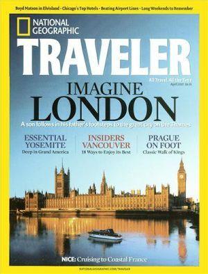 National Geographic Traveler Magazine Subscription