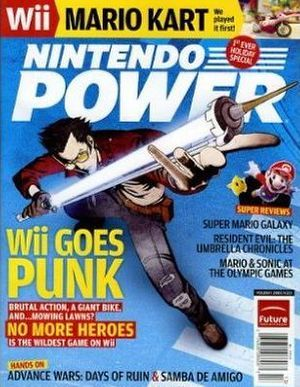 Nintendo Power Magazine Subscription