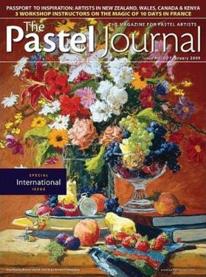 Pastel Journal Magazine Subscription