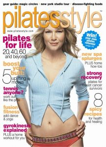 Pilates Style magazine subscription