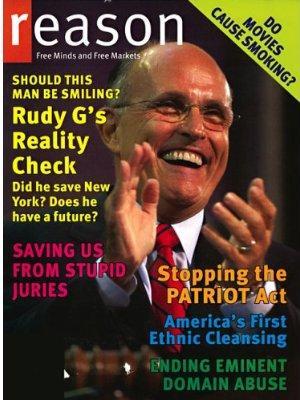 Reason Magazine Subscription