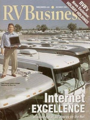 RV Business Magazine Subscription
