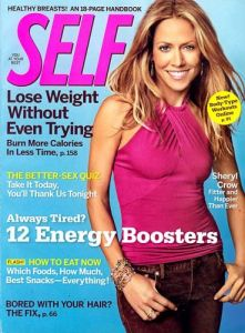 Self magazine subscription
