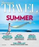 Sherman's Travel Magazine Subscription
