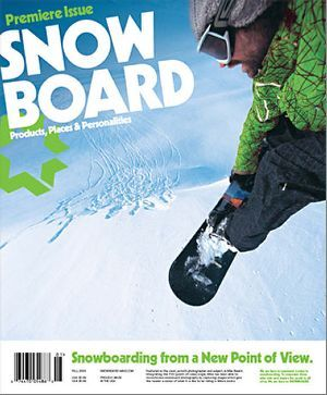 Snow Board Magazine Subscription