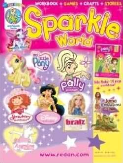 Sparkle World Magazine Subscription