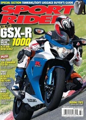 Sport Rider Magazine Subscription