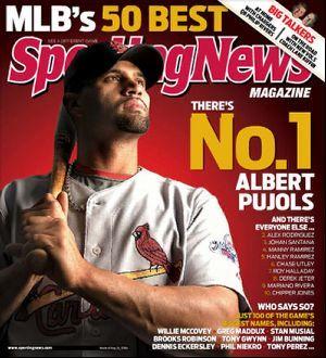 Sporting News Magazine Subscription
