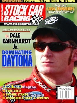 Stock Car Racing Magazine Subscription
