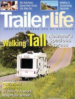 Trailer Life Magazine Subscription