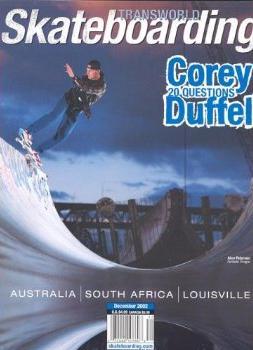 Transworld Skateboarding Magazine Subscription