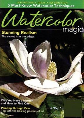 Watercolor Magic Magazine Subscription