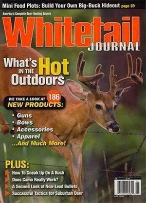 Whitetail Journal Magazine Subscription