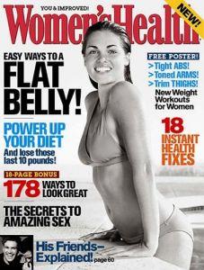 Womens Health magazine subscription