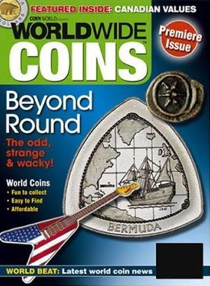Worldwide Coins Magazine Subscription