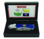 # RCBWCHPK2020MTTS Montana Collectable Pocket Knife