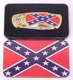# RCGRKPK4040FGGTS Confederate Flag II Collectable Pocket Knife
