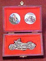 Motorcycle Collector Pocket Knives