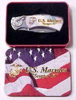# RCGRPK2020MARINETS United States Marine Collector Pocket Knife