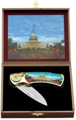 # RCSZ210277CPTS Capitol Collectable Pocket Knife